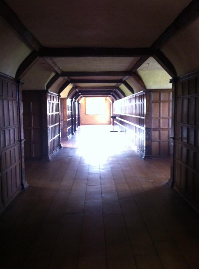Barrington corridor